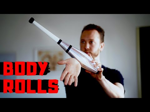 Body Roll Basics | Club Juggling Tutorial