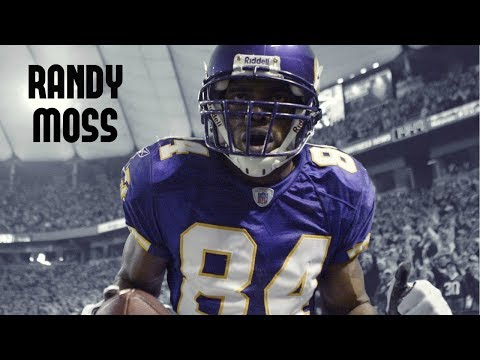 "Randy Moss - ""Most Electric Receiver Ever"" ᴴᴰ"