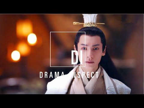 Drama Inspect Feature Character: Rong Qi容齊 of Princess Silver白发王妃