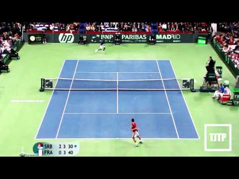 Gael Monfils - Fastest Forehand Ever? (Best Quality) [HD]