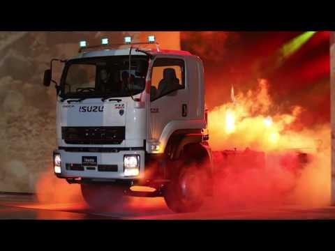 [Launched ] เปิดตัว Isuzu King Of Trucks 6 รุ่นใหม่
