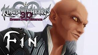 Le retour de Xehanort | Kingdom Hearts : Dream Drop Distance HD #FIN