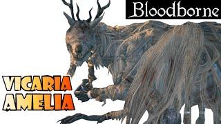 Bloodborne guia: VICARIA AMELIA - Trucos para matar al boss de la catedral de Yharnam EP.7