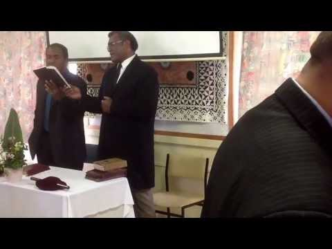 Brisbane Fijian SDA Church -worship Service