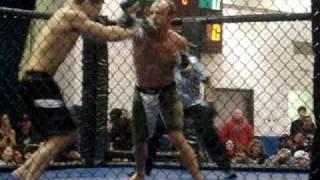 Hit Pit MMA - Tyson McAllister 2nd mma fight
