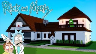 How To Make Rick and Morty's House