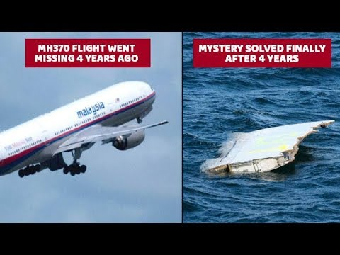 Mystery of Flight 370 Has Been Solved Experts Reveal What Actually Happened