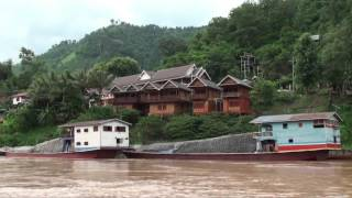 Le Mekong et Pakbeng / Mekong and Pakbeng (Laos)