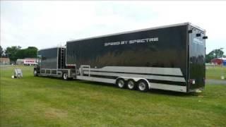 Spectre's Truck & Trailer and 1970 El Camino Stolen