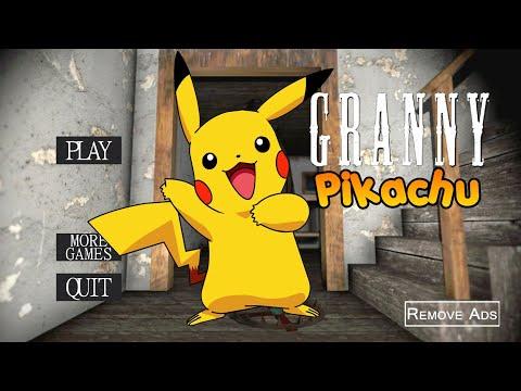 Granny Is Pikachu