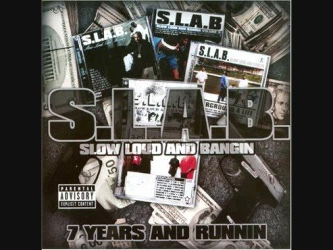 S.L.A.B. - IN MY SLAB