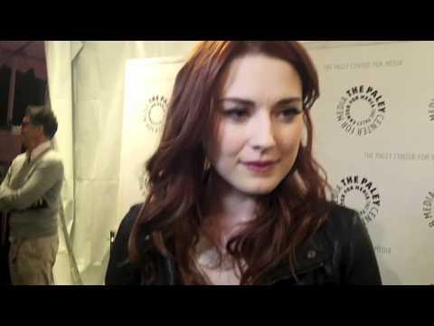AMERICAN HORROR STORY: Alexandra Breckenridge Talks About Season 1 At PaleyFest
