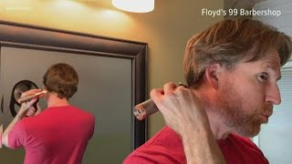 Hair hacks and home haircut tutorials for coronavirus quarantine