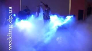 Свадьба первый танец молодых  Днепропетровск