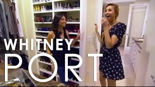Million Dollar Closets / Whitney Port - LA Closet Design