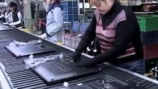 Как собирают ЖК телевизоры в России