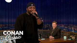 Aries Spears Performs His Dream Hip-Hop Collaboration - \