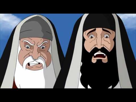 우리 가운데 살아계신 예수 (DVD) North Korean Animation of Jesus' Life - Jesus: He Lived Among Us (DVD)