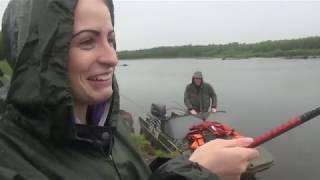 река Большая - ловля кеты