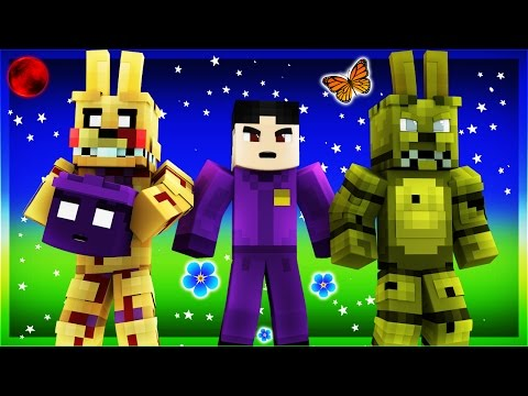 FNAF Origins - FINALE! (Minecraft Roleplay)