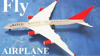 How to make aeroplane with chartpapwr how to make paper aroplane