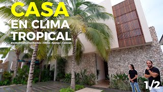 CASA en CLIMA TROPICAL | Obras Ajenas | @estudioamarquitectos