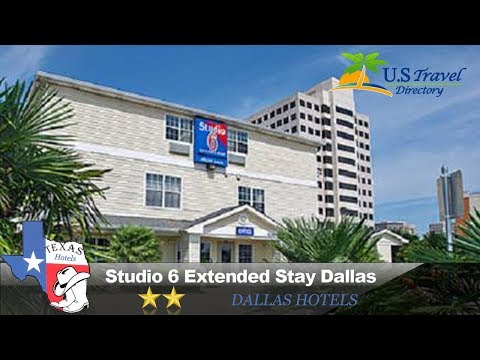 Studio 6 Extended Stay Dallas - Dallas Hotels, Texas