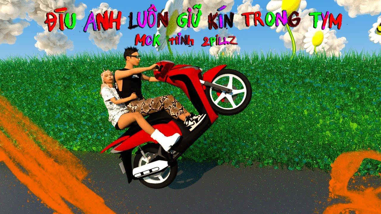 Đìu Anh Luôn Giữ Kín Trong Tym - RPT MCK ft tlinh & 2pillz | Official Music Video