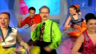 """Rock around the clock - постановка балета """"Стильный шейк"""" на 1 канале"""