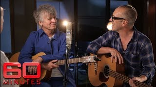Exclusive Crowded House acoustic performance | 60 Minutes Australia YouTube Videos