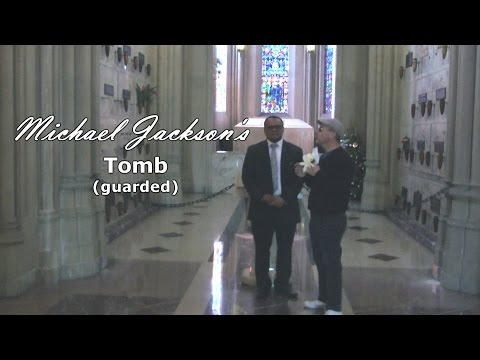 Michael Jackson's Tomb (1-24-15) **Video**