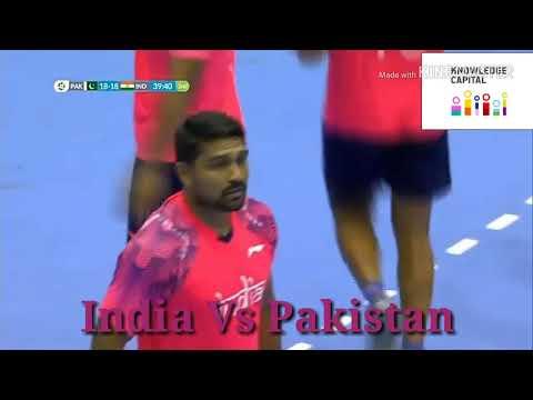 India Vs Pakistan Handball In Asian Game 2018 In Jakarta 24 August 2018 India Won