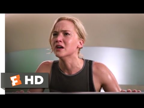 Passengers (2016) - You Took My Life Scene (6/10) | Movieclips