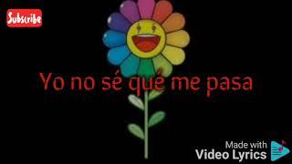 J Balvin- Rosa (lyrics)