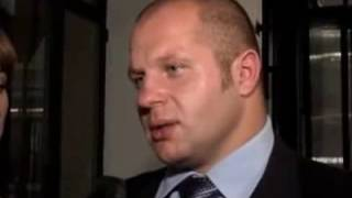 Fedor Emelianenko Exclusive Interview