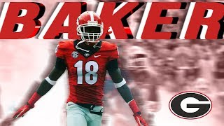 Deandre Baker || The Best Cornerback in College Football ||
