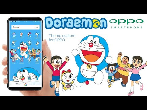 OPPO - DORAEMON NEW (theme)