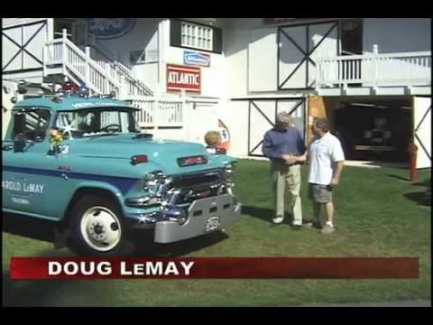 Flatbed Tow Truck >> 1956 GMC 250 Tow Truck - YouTube