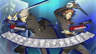 Persona 4 Arena All Characters [PS3]