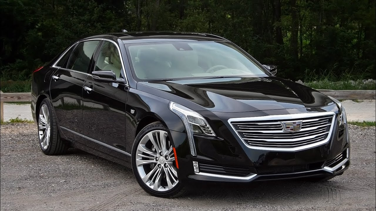 2016 cadillac ct6 driven youtube. Black Bedroom Furniture Sets. Home Design Ideas