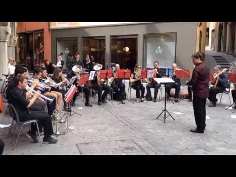 Passeggiata musicale 2013 a Bellinzona