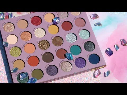 Kathleen Lights x ColourPop So Jaded Palette: Do you NEED it? thumbnail