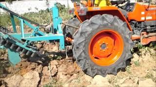 tapioca harvesting machines