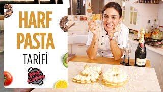 Harf Pasta Nasıl Yapılır? | 50K Aboneye Özel Tarif🎉 Video