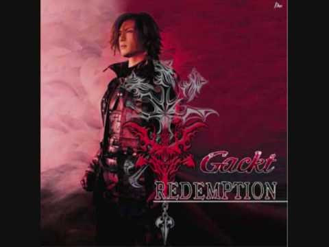 Redemption  Gackt Lyricsin description