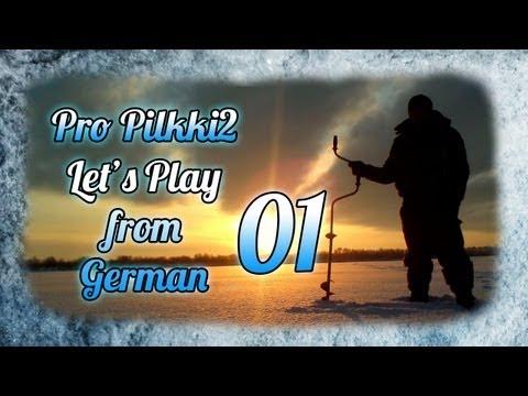 Pro Pilkki2 #1 Отличный зимний симулятор рыбалки.(Вникаем в игру)