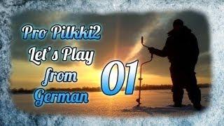 Pro Pilkki2 #1 Отличный зимний симулятор рыбалки.(Вникаем в игру)(Я люблю когда вы жмякаете эту кнопку. http://www.youtube.com/subscription_center?add_user=BelveberGerMan Форум которые ответит на..., 2013-04-23T14:10:06.000Z)