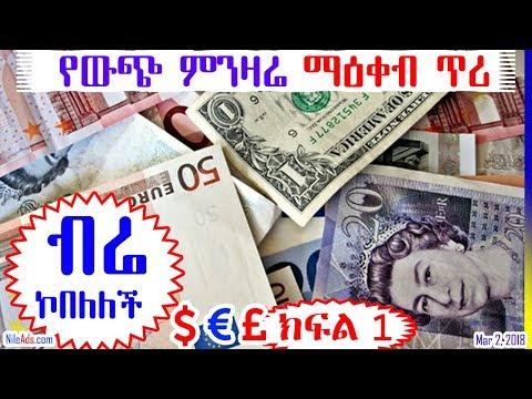 [ብሬ ኮበለለች] የኢኮኖሚ ማዕቀብ ጥሪ ወደ ህወሓት አካውንት (ክፍል 1) Ethiopian diaspora remits USD 4 billion (Part 1) VOA