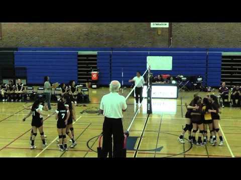 Varsity League Match 10/31/13 Cupertino vs Lynbrook