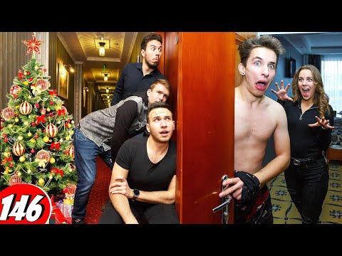 youtube filmek - Karácsonyi őrület! KÖZÉPSULI sorozat 146. rész [KÖZÉPSULI TV]